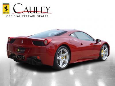 Used 2011 Ferrari 458 Italia Used 2011 Ferrari 458 Italia for sale Sold at Cauley Ferrari in West Bloomfield MI 6