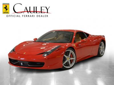 Used 2010 Ferrari 458 Italia Used 2010 Ferrari 458 Italia for sale Sold at Cauley Ferrari in West Bloomfield MI 10