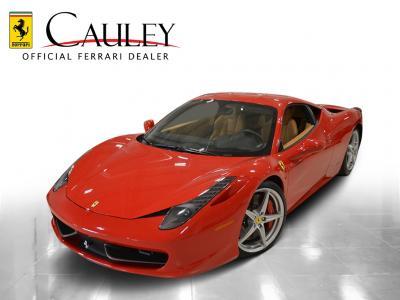 Used 2010 Ferrari 458 Italia Used 2010 Ferrari 458 Italia for sale Sold at Cauley Ferrari in West Bloomfield MI 11