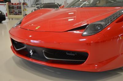 Used 2010 Ferrari 458 Italia Used 2010 Ferrari 458 Italia for sale Sold at Cauley Ferrari in West Bloomfield MI 12