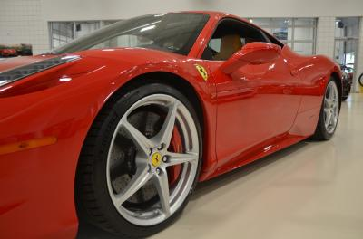 Used 2010 Ferrari 458 Italia Used 2010 Ferrari 458 Italia for sale Sold at Cauley Ferrari in West Bloomfield MI 13