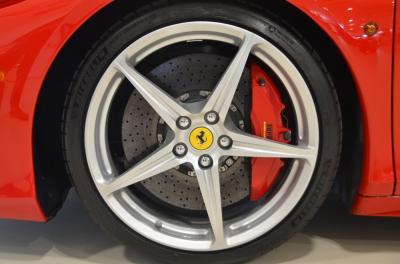 Used 2010 Ferrari 458 Italia Used 2010 Ferrari 458 Italia for sale Sold at Cauley Ferrari in West Bloomfield MI 15