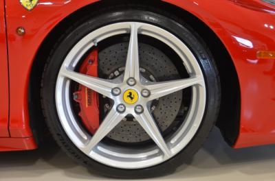 Used 2010 Ferrari 458 Italia Used 2010 Ferrari 458 Italia for sale Sold at Cauley Ferrari in West Bloomfield MI 19