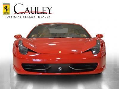 Used 2010 Ferrari 458 Italia Used 2010 Ferrari 458 Italia for sale Sold at Cauley Ferrari in West Bloomfield MI 3