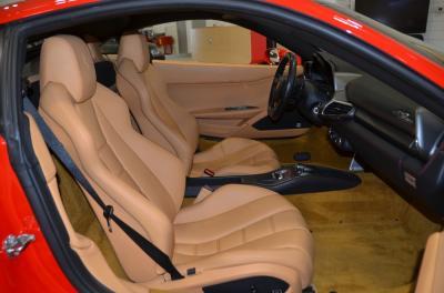 Used 2010 Ferrari 458 Italia Used 2010 Ferrari 458 Italia for sale Sold at Cauley Ferrari in West Bloomfield MI 37