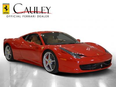Used 2010 Ferrari 458 Italia Used 2010 Ferrari 458 Italia for sale Sold at Cauley Ferrari in West Bloomfield MI 4