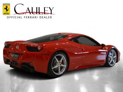 Used 2010 Ferrari 458 Italia Used 2010 Ferrari 458 Italia for sale Sold at Cauley Ferrari in West Bloomfield MI 6