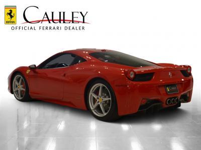 Used 2010 Ferrari 458 Italia Used 2010 Ferrari 458 Italia for sale Sold at Cauley Ferrari in West Bloomfield MI 8
