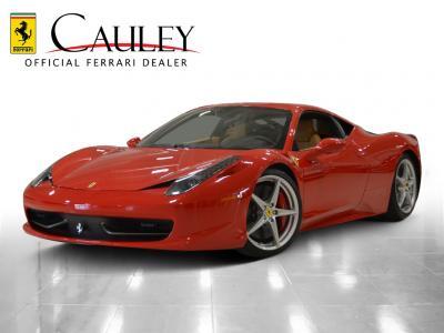 Used 2010 Ferrari 458 Italia Used 2010 Ferrari 458 Italia for sale Sold at Cauley Ferrari in West Bloomfield MI 1