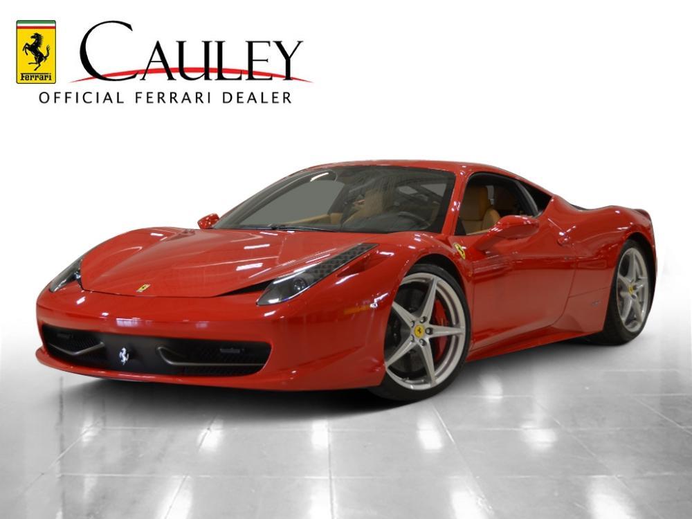 Used 2010 Ferrari 458 Italia