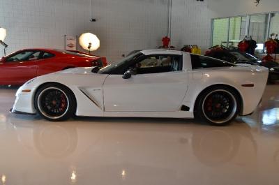 Used 2009 Chevrolet Corvette GTR Used 2009 Chevrolet Corvette GTR for sale Sold at Cauley Ferrari in West Bloomfield MI 10