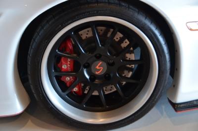 Used 2009 Chevrolet Corvette GTR Used 2009 Chevrolet Corvette GTR for sale Sold at Cauley Ferrari in West Bloomfield MI 15