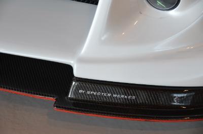 Used 2009 Chevrolet Corvette GTR Used 2009 Chevrolet Corvette GTR for sale Sold at Cauley Ferrari in West Bloomfield MI 16