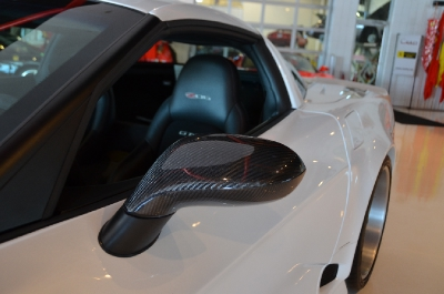 Used 2009 Chevrolet Corvette GTR Used 2009 Chevrolet Corvette GTR for sale Sold at Cauley Ferrari in West Bloomfield MI 19