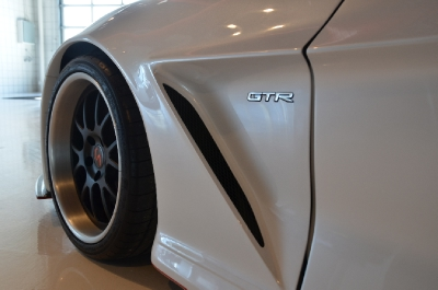 Used 2009 Chevrolet Corvette GTR Used 2009 Chevrolet Corvette GTR for sale Sold at Cauley Ferrari in West Bloomfield MI 20