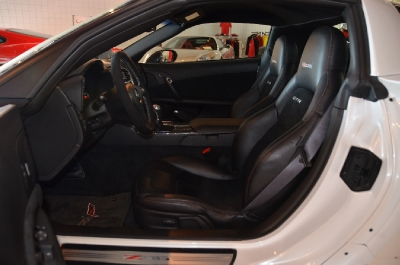 Used 2009 Chevrolet Corvette GTR Used 2009 Chevrolet Corvette GTR for sale Sold at Cauley Ferrari in West Bloomfield MI 27