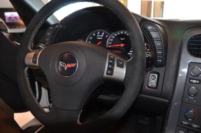 Used 2009 Chevrolet Corvette GTR Used 2009 Chevrolet Corvette GTR for sale Sold at Cauley Ferrari in West Bloomfield MI 34