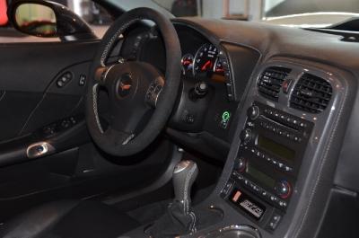 Used 2009 Chevrolet Corvette GTR Used 2009 Chevrolet Corvette GTR for sale Sold at Cauley Ferrari in West Bloomfield MI 39