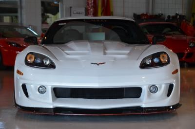 Used 2009 Chevrolet Corvette GTR Used 2009 Chevrolet Corvette GTR for sale Sold at Cauley Ferrari in West Bloomfield MI 4