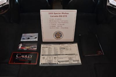 Used 2009 Chevrolet Corvette GTR Used 2009 Chevrolet Corvette GTR for sale Sold at Cauley Ferrari in West Bloomfield MI 45