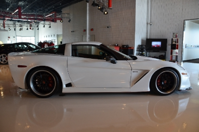 Used 2009 Chevrolet Corvette GTR Used 2009 Chevrolet Corvette GTR for sale Sold at Cauley Ferrari in West Bloomfield MI 6