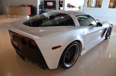 Used 2009 Chevrolet Corvette GTR Used 2009 Chevrolet Corvette GTR for sale Sold at Cauley Ferrari in West Bloomfield MI 7