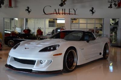 Used 2009 Chevrolet Corvette GTR Used 2009 Chevrolet Corvette GTR for sale Sold at Cauley Ferrari in West Bloomfield MI 1