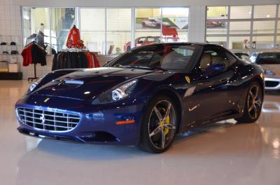 Used 2013 Ferrari California Used 2013 Ferrari California for sale Sold at Cauley Ferrari in West Bloomfield MI 12