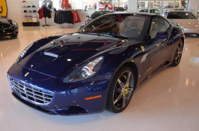Used 2013 Ferrari California Used 2013 Ferrari California for sale Sold at Cauley Ferrari in West Bloomfield MI 13