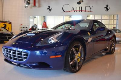 Used 2013 Ferrari California Used 2013 Ferrari California for sale Sold at Cauley Ferrari in West Bloomfield MI 14