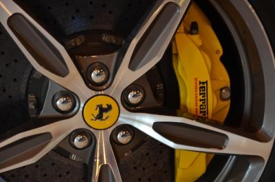 Used 2013 Ferrari California Used 2013 Ferrari California for sale Sold at Cauley Ferrari in West Bloomfield MI 21