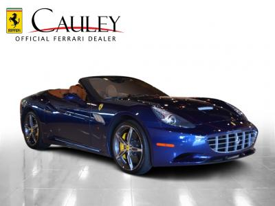 Used 2013 Ferrari California Used 2013 Ferrari California for sale Sold at Cauley Ferrari in West Bloomfield MI 4