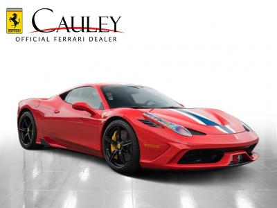 Used 2015 Ferrari 458 Speciale Used 2015 Ferrari 458 Speciale for sale Sold at Cauley Ferrari in West Bloomfield MI 4