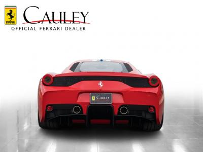 Used 2015 Ferrari 458 Speciale Used 2015 Ferrari 458 Speciale for sale Sold at Cauley Ferrari in West Bloomfield MI 7