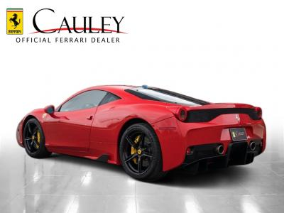 Used 2015 Ferrari 458 Speciale Used 2015 Ferrari 458 Speciale for sale Sold at Cauley Ferrari in West Bloomfield MI 8