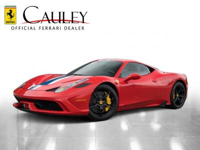 Used 2015 Ferrari 458 Speciale Used 2015 Ferrari 458 Speciale for sale Sold at Cauley Ferrari in West Bloomfield MI 1