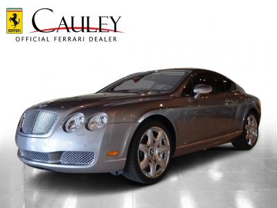 Used 2006 Bentley Continental GT Used 2006 Bentley Continental GT for sale Sold at Cauley Ferrari in West Bloomfield MI 10