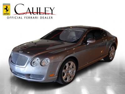 Used 2006 Bentley Continental GT Used 2006 Bentley Continental GT for sale Sold at Cauley Ferrari in West Bloomfield MI 11