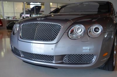 Used 2006 Bentley Continental GT Used 2006 Bentley Continental GT for sale Sold at Cauley Ferrari in West Bloomfield MI 12