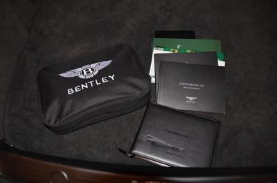 Used 2006 Bentley Continental GT Used 2006 Bentley Continental GT for sale Sold at Cauley Ferrari in West Bloomfield MI 39