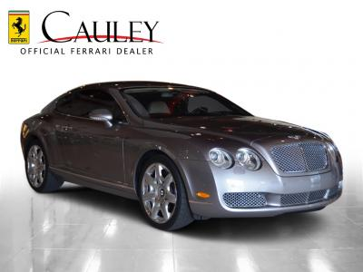 Used 2006 Bentley Continental GT Used 2006 Bentley Continental GT for sale Sold at Cauley Ferrari in West Bloomfield MI 4
