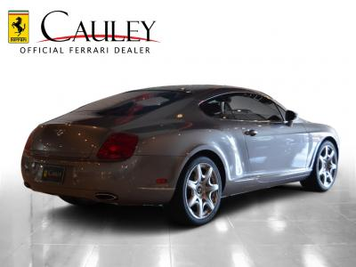 Used 2006 Bentley Continental GT Used 2006 Bentley Continental GT for sale Sold at Cauley Ferrari in West Bloomfield MI 6