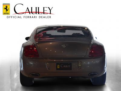 Used 2006 Bentley Continental GT Used 2006 Bentley Continental GT for sale Sold at Cauley Ferrari in West Bloomfield MI 7