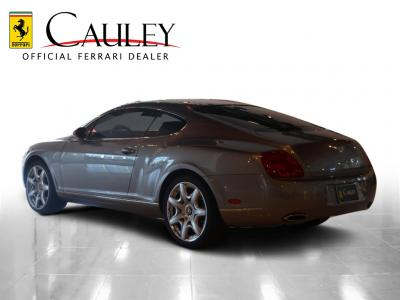 Used 2006 Bentley Continental GT Used 2006 Bentley Continental GT for sale Sold at Cauley Ferrari in West Bloomfield MI 8