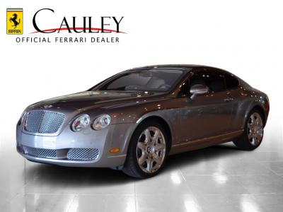 Used 2006 Bentley Continental GT Used 2006 Bentley Continental GT for sale Sold at Cauley Ferrari in West Bloomfield MI 1