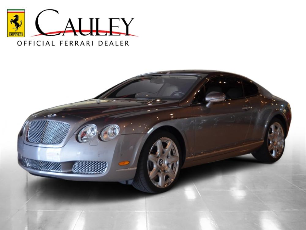Used 2006 Bentley Continental GT