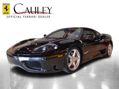 Used 2003 Ferrari 360 Modena F1 Used 2003 Ferrari 360 Modena F1 for sale Sold at Cauley Ferrari in West Bloomfield MI 10