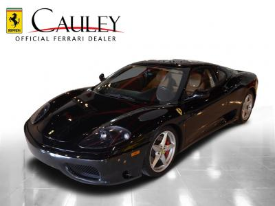 Used 2003 Ferrari 360 Modena F1 Used 2003 Ferrari 360 Modena F1 for sale Sold at Cauley Ferrari in West Bloomfield MI 11