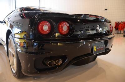 Used 2003 Ferrari 360 Modena F1 Used 2003 Ferrari 360 Modena F1 for sale Sold at Cauley Ferrari in West Bloomfield MI 20