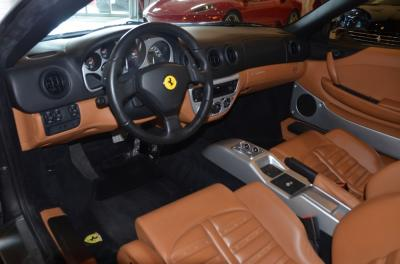 Used 2003 Ferrari 360 Modena F1 Used 2003 Ferrari 360 Modena F1 for sale Sold at Cauley Ferrari in West Bloomfield MI 29